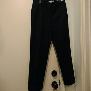 Boden black pants size 6R