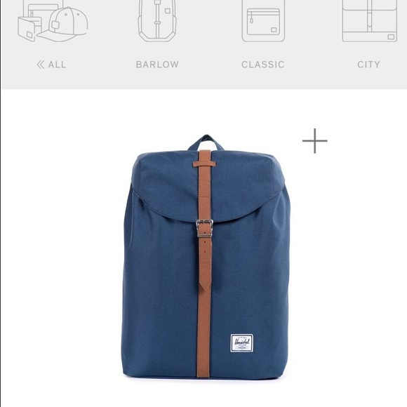 4a15f213995 Herschel Supply Company Handbags - Herschel Post Backpack 16L