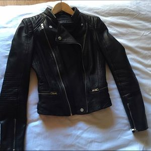4a027153c Famous Kylie Jenner 100% authentic Leather Jacket