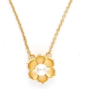 """Spartina 449 Jewelry - NWT Magnolia Bloom 18"""" Gold Necklace -Spartina 449"""