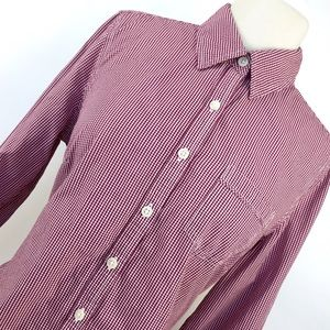 Sonoma Tops - Classic Checkered Rolled Up Shirt