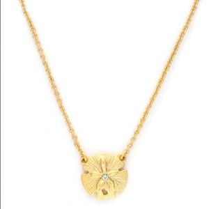 Spartina 449 Jewelry - NWT Sand Dollar Necklace by Spartina 449