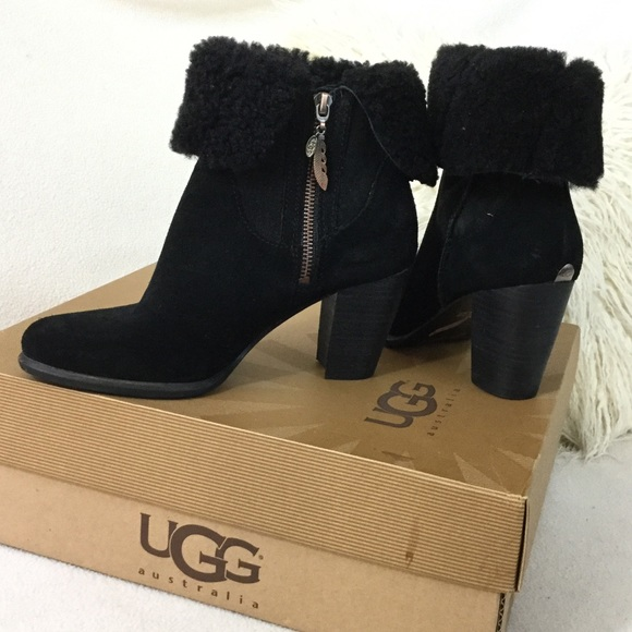 787003d36f8 UGG BRAND NEW Charlee suede ankle boot