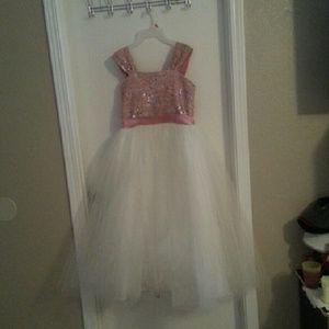 Fancy Pageant/Party/wedding Formal Dress