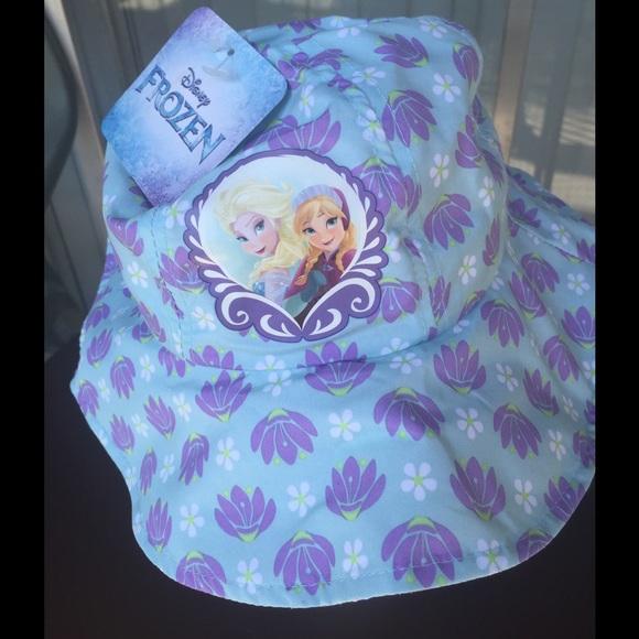 🌷SALE🌷Disney Ice Queen Elsa Bucket Hat 3f51591bbf4