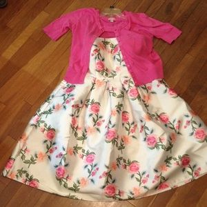 Chi Chi Dresses & Skirts - Floral Party Dress