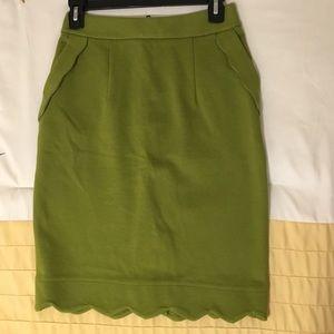 Anthropologie Darling Skirt