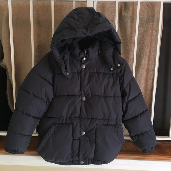c58e4ade7 Gap Kids Boys Primaloft Down Alternative Jacket