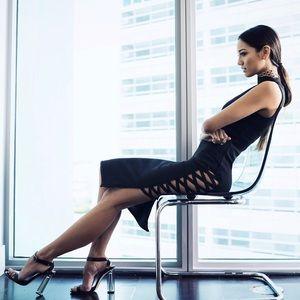 Style Link Miami Dresses & Skirts - ▫️LUXE▫️BLACK BANDAGE DRESS