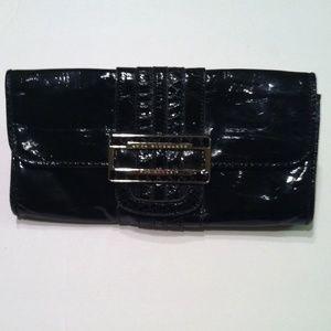 Anya Hindmarch Handbags - Anya Hindmarch Black Clutch Purse