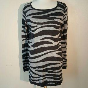 Forever 21 Dresses & Skirts - Forever 21 Zebra Striped Dress