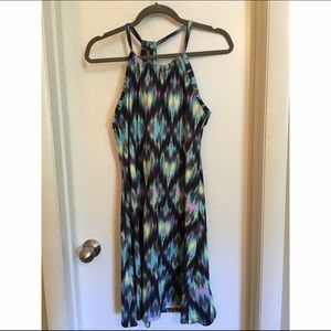 Athletic dress size L worn once, EUC