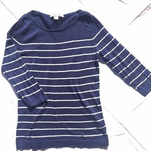 Forever 21 Tops - Nautical Striped Shirt