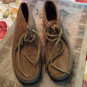 Vintage Hush Puppy shoes