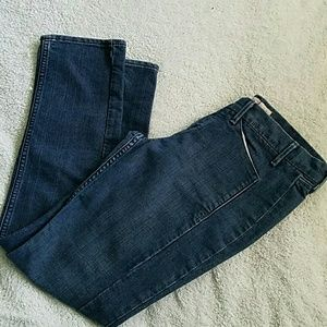 Woman's Old Navy Lowest Rise Stretch Jeans:12