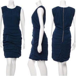 Diane von Furstenberg Dresses & Skirts - Blue Silk Diane von Furstenberg Dress