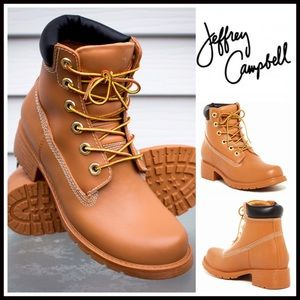 Jeffrey Campbell Shoes - Jeffrey Campbell Boots Vegan Leather