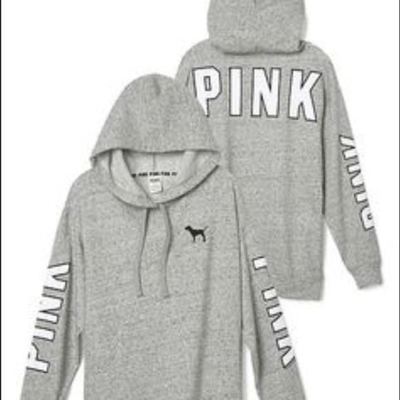 ebbd10483bd6d ISO VS Pink Game Day Hoodie