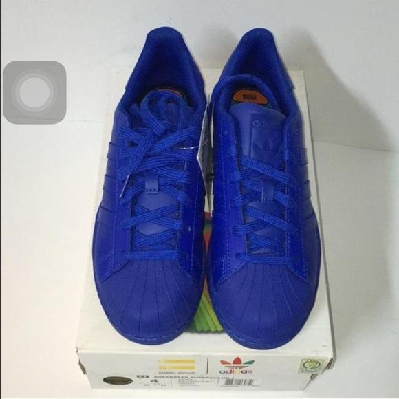 Le Adidas Supercolor Blu Reale Poshmark
