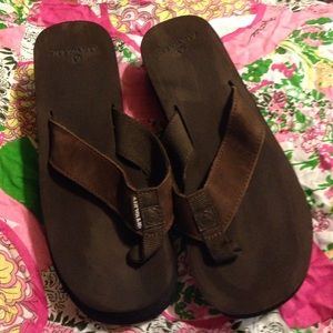 Urban Outfitters Shoes - AIRWALK FLIP FLOPS  SZ 8 Brown