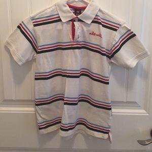 Boys Echo Unlimited polo shirt