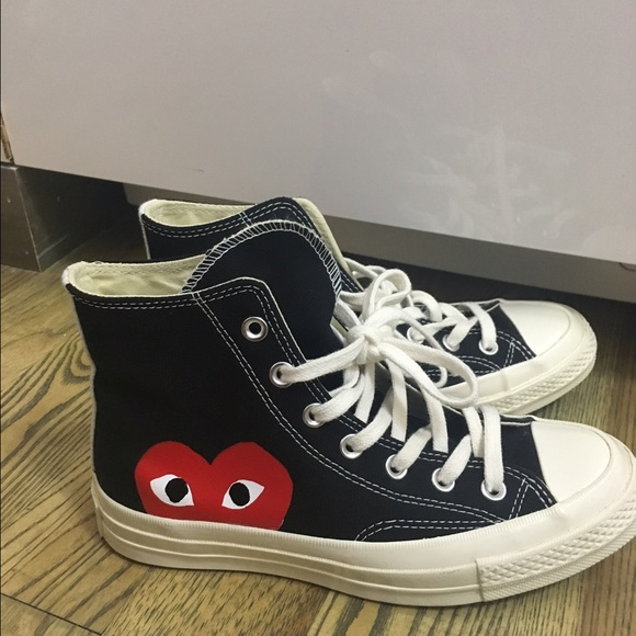 cdg converse womens