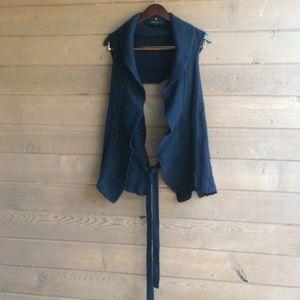 All Saints Sweaters - All Saints wool vest