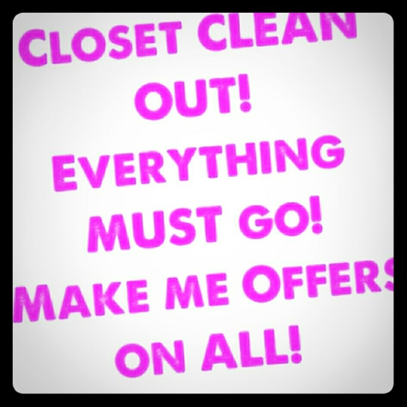 Tops - Closet clean out!!