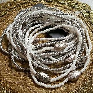 Seed Bead bracelet set New