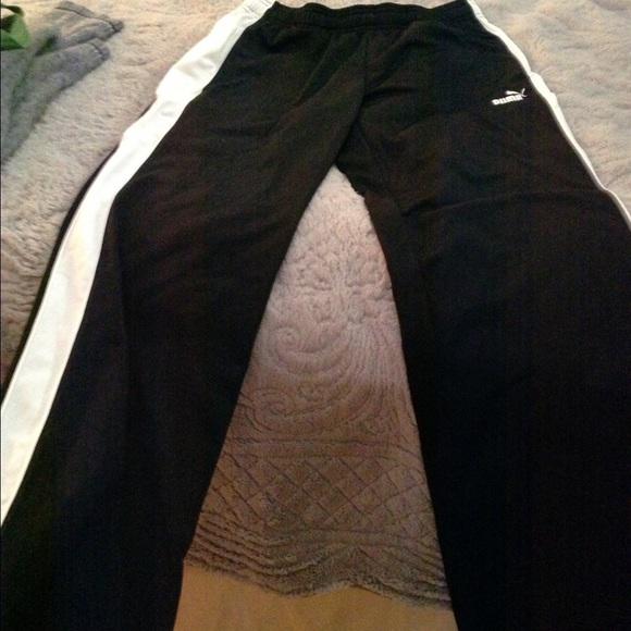 f66e69dae43e Puma athletic pants - mens small. M 57e8240fea3f36932500184d