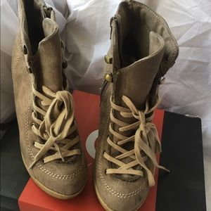 Shoes - Boots gently loved (still my favorite)