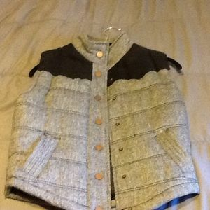 Fall/ winter vest
