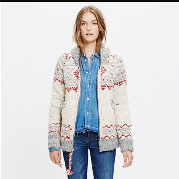 20% off Anthropologie Sweaters - Anthropolgie Chamula Fair Isle ...
