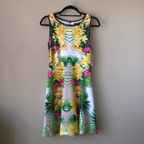 Jungle Oasis Dresses Xoxo