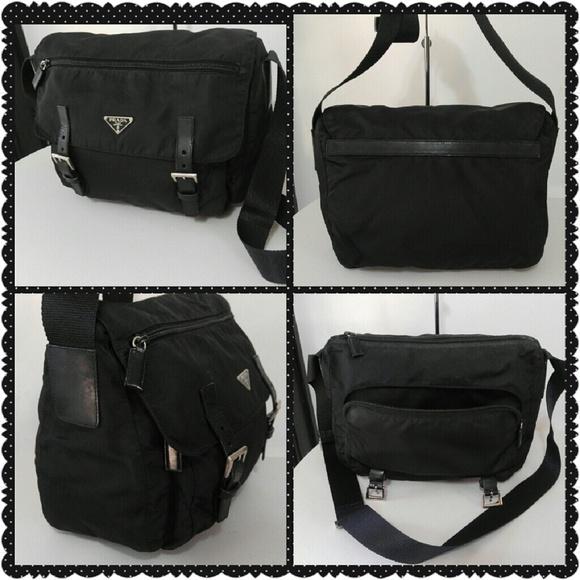06f9a29d6267 Nylon Prada Vela Buckle Messenger Bag. M_57e8301d36d5940fc00030f1