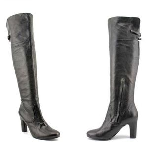 Sam Edelman Shoes - Sam Edelman over the knee sable leather boots