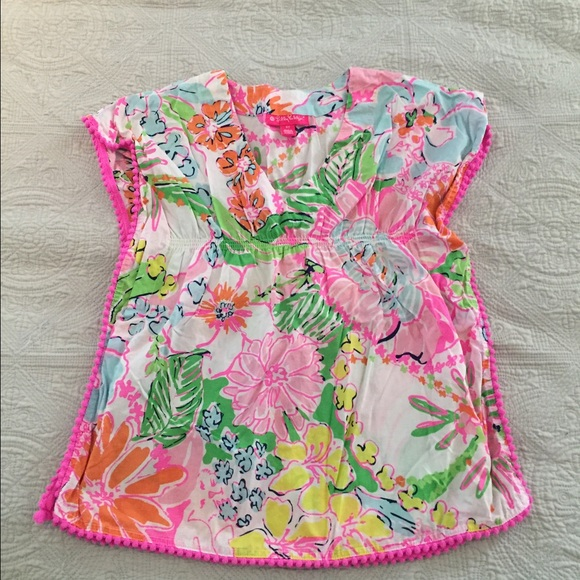 884b5039b6275 Lilly Pulitzer for Target Swim | Lilly Pulitzer Bathing Suit Coverup ...