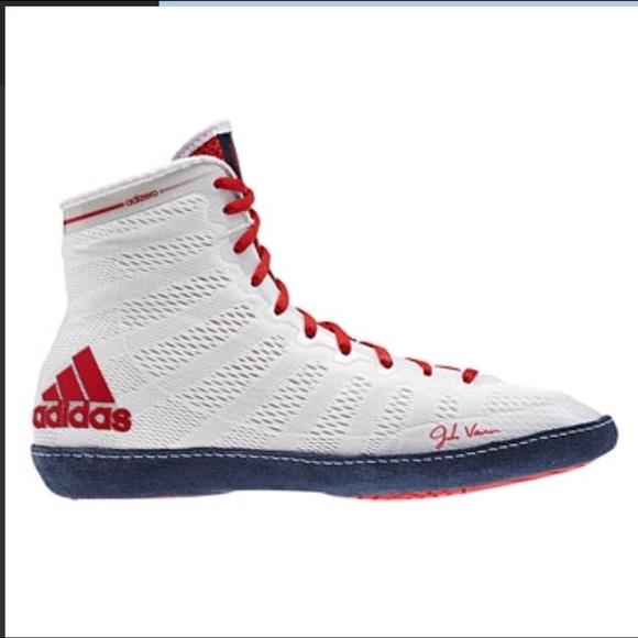 premium selection 2656e ef5ac Adidas Other - Adidas Adizero Varner Wrestling XIV Shoe