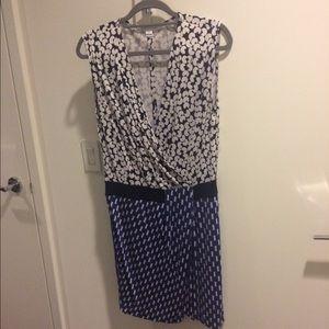 Diane von Furstenberg Dresses & Skirts - EUC DVF COTTON DRESS