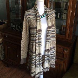 Kensie Sweaters - Long Kensie duster