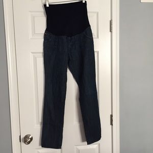 Liz Lange for Target Denim - Liz Lange maternity jeans