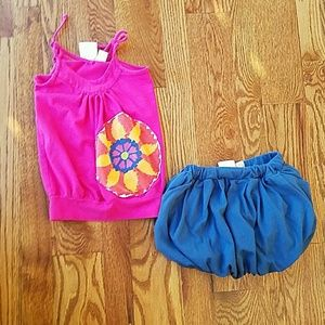 Masala Baby Other - Masala Baby Tank and Bubble Skirt