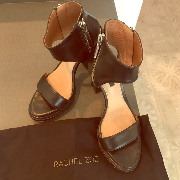 FOOTWEAR - Sandals Rachel Zoe Genuine Cheap Online Clearance Store Cheap Online The Best Store To Get 3avPWGQ
