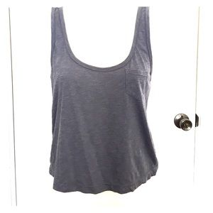 American Eagle Outfitters Tops - Tank w/ lace back detail