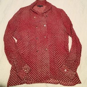 Adolfo dominguez Tops - One of the kind blouse