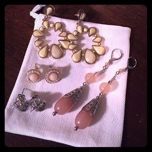 Pastel Pretties Earring Set