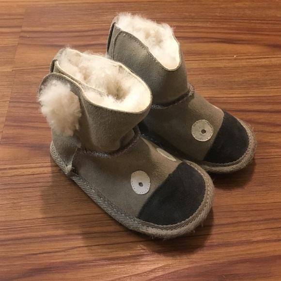 a8db2f2e02e Koala EMU Australia Kids Merino wool boots! Size 8