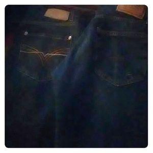 M.Grifoni Denim Pants - Pants