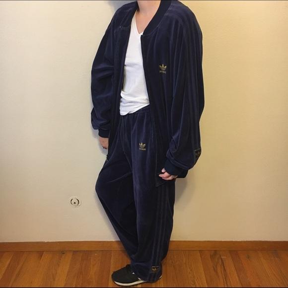 Adidas giacche & cappotti flashvintage - tuta poshmark