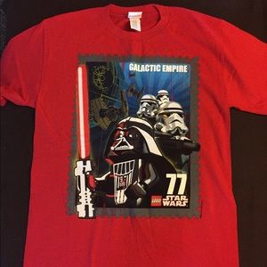Lego Tops - Lego Star Wars T-Shirt size Large